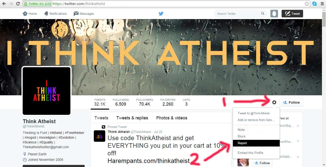Think Atheist