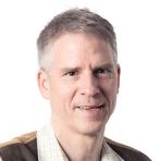 Portrait of Christof Koch, from Allen Institue of Brain Science