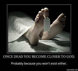 Once Dead closer to god