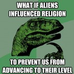 religion-was-influenced-by-aliens