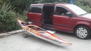 kayak-van