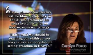 Carolyn Porco - All the atoms