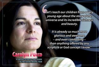 Carolyn Porco - Lets Teach our children