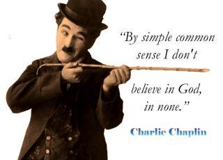 Charlie Chaplin - None god