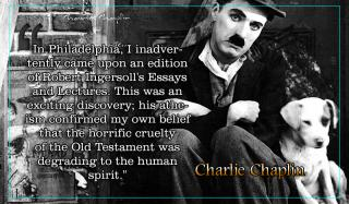 Charlie Chaplin - Philadelphia