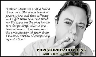 Christopher Hitch - MotherTeresa