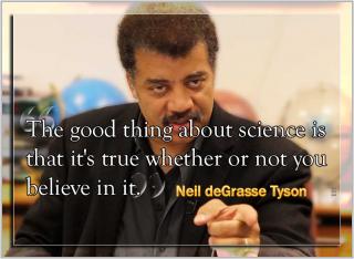 Neil deGrasse Tyson - science